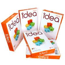 Giấy Idea A4 ĐL 70